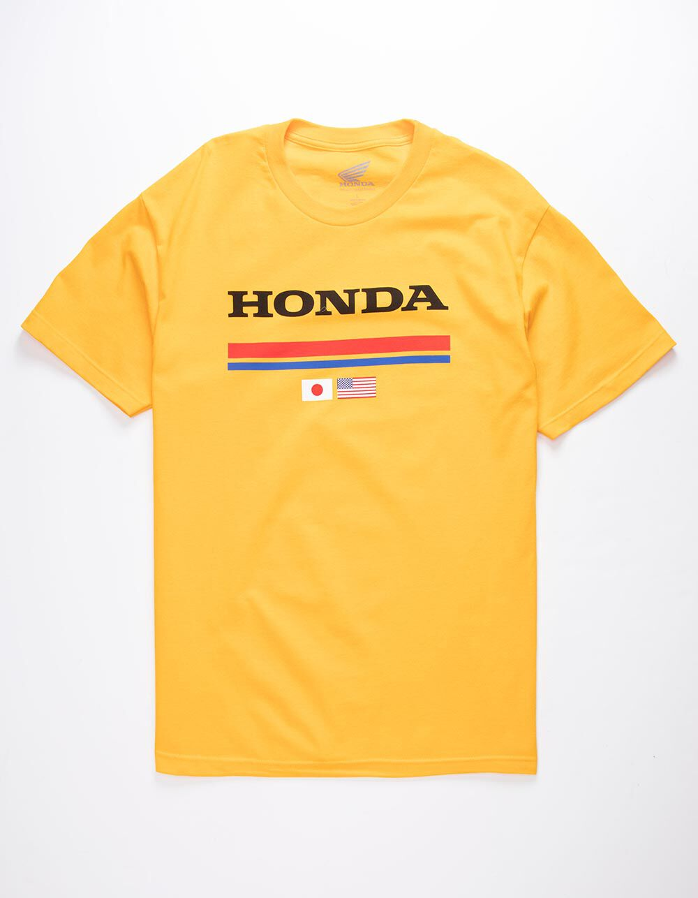 Image of HONDA Track Gold T-Shirt