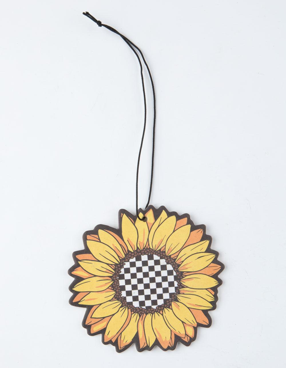 WHATEVER CO. Sunflower Check Air Freshener