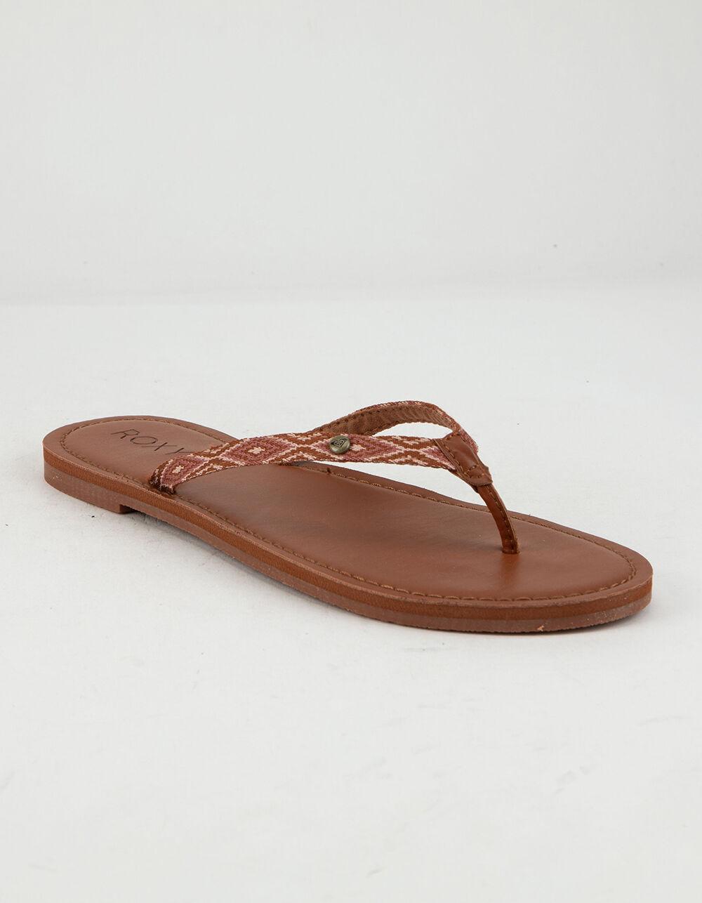 ROXY Janel Tan Sandals