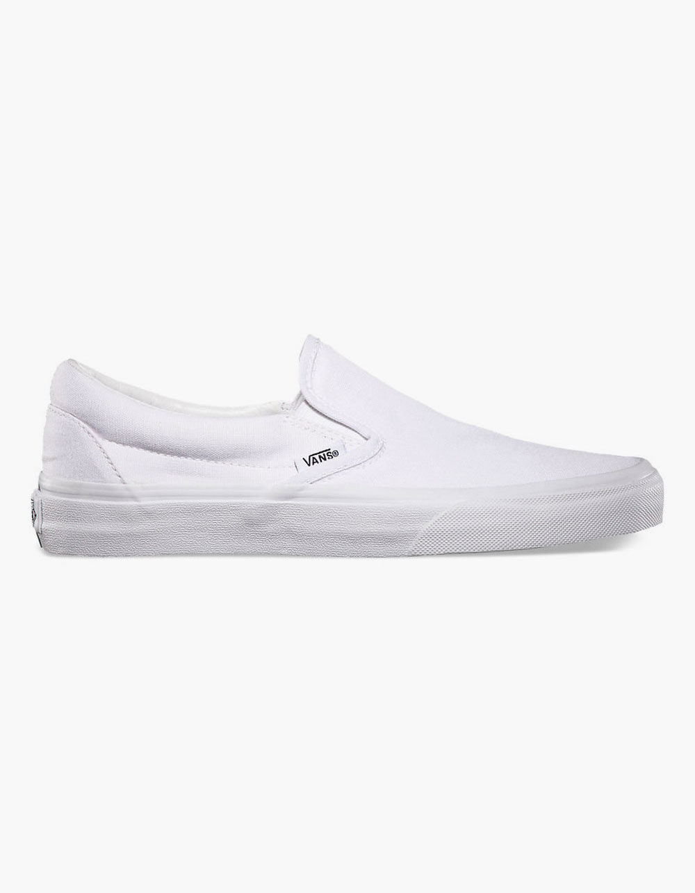 VANS Classic Slip-On True White Shoes