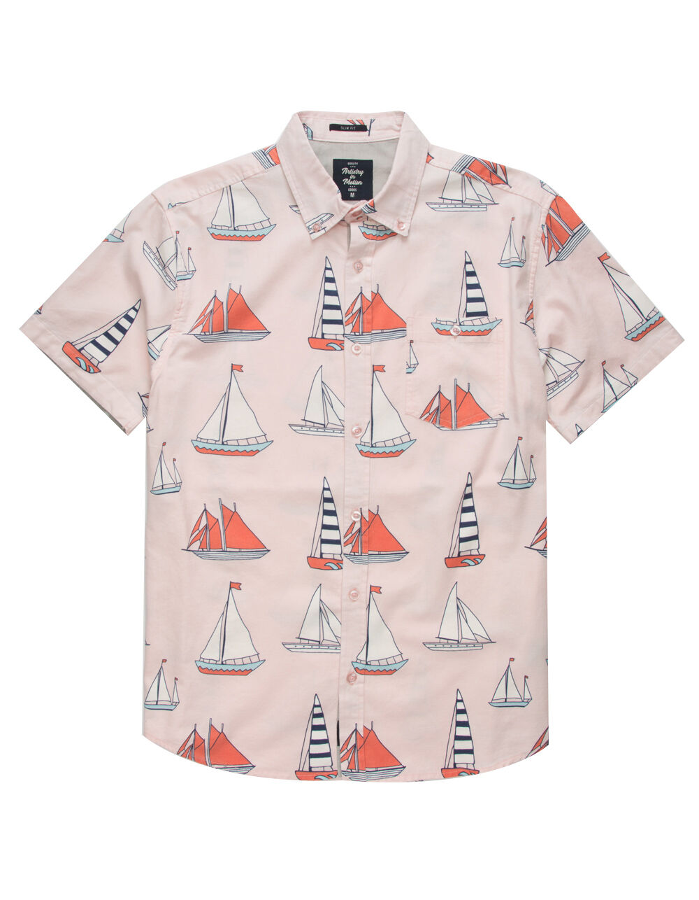 Image of ARTISTRY IN MOTION YACHT CLUB SHIRT