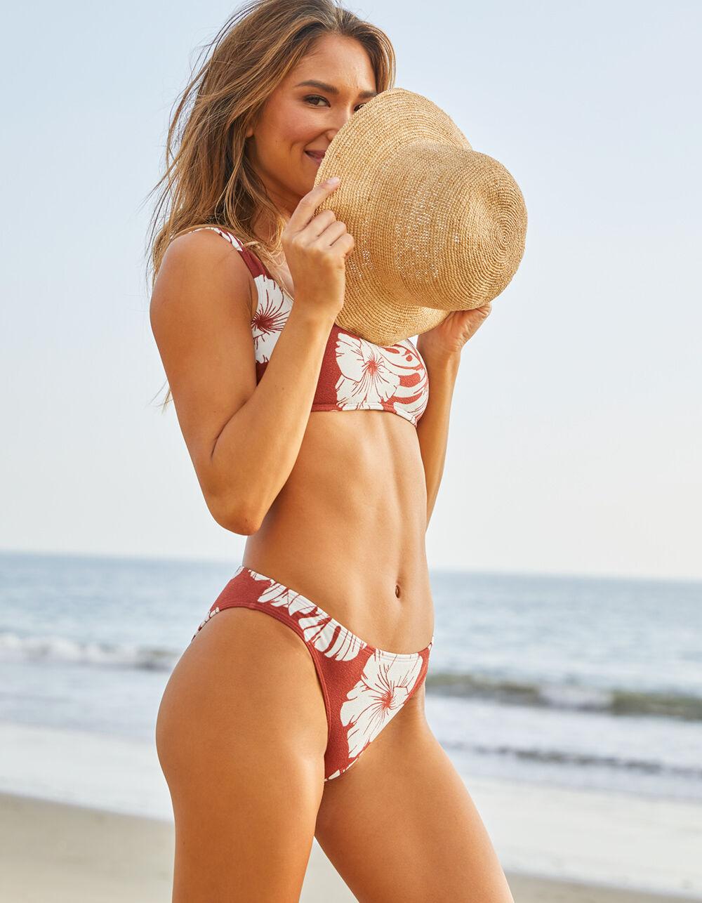 ROXY Garden Trip Regular Bikini Bottoms