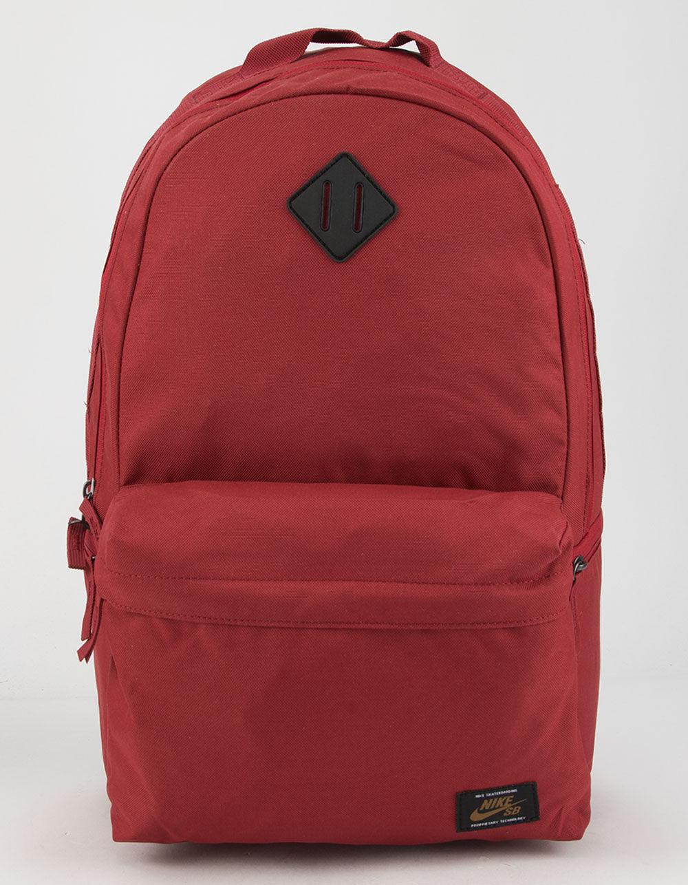 NIKE SB Icon Crimson Backpack