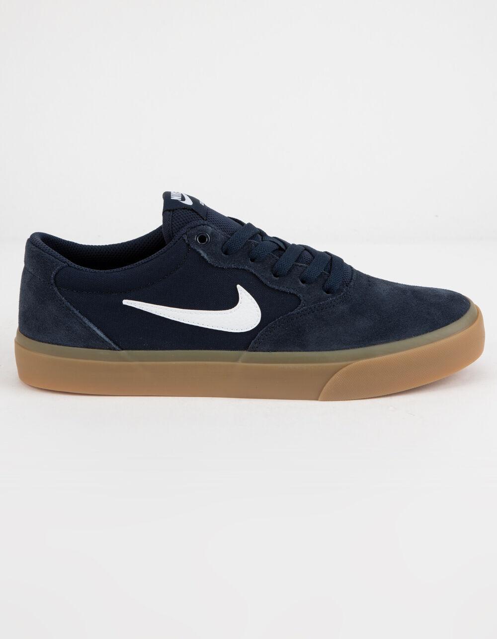 NIKE SB Chron SLR Navy Shoes