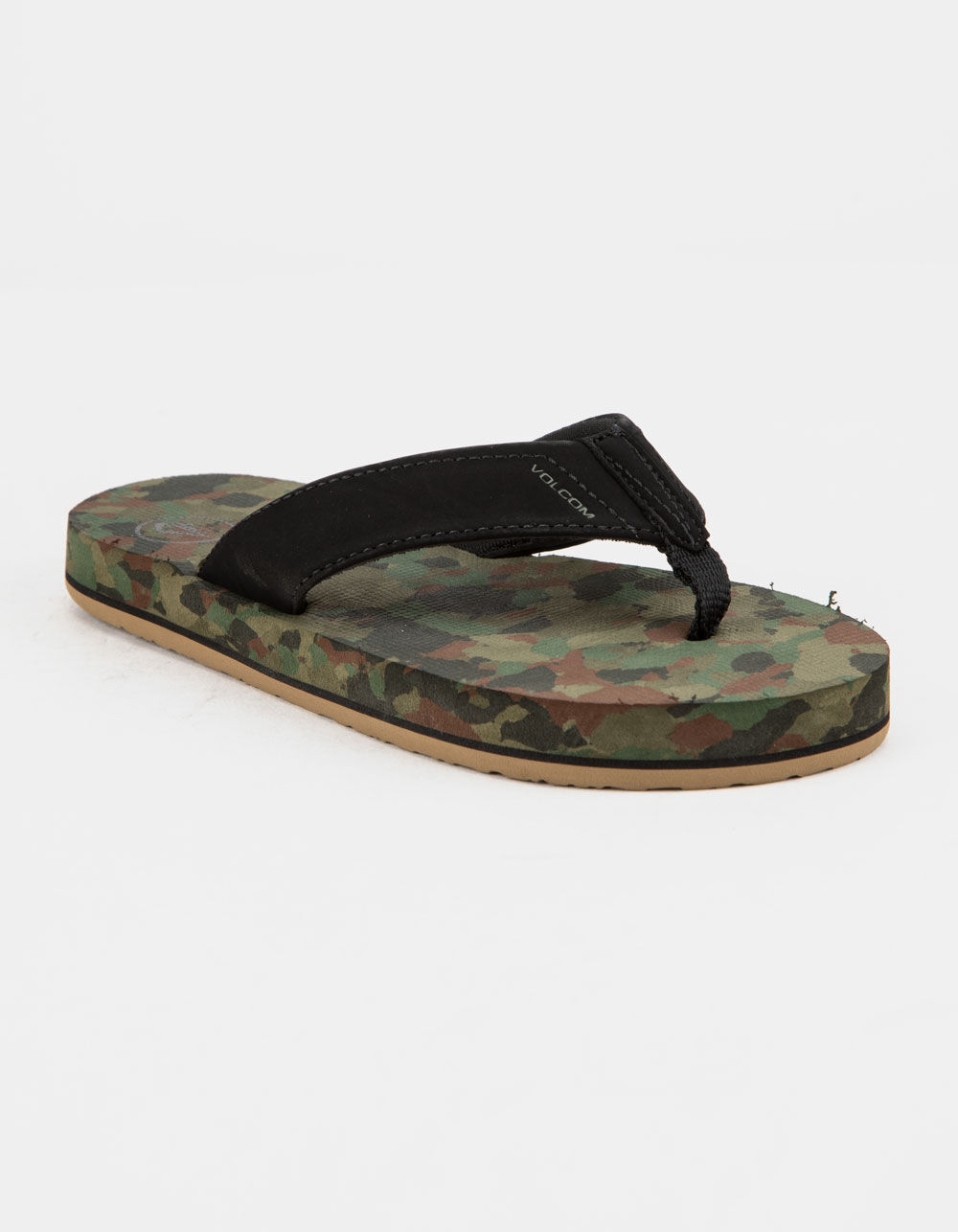 VOLCOM Victor Dark Camo Boys Sandals