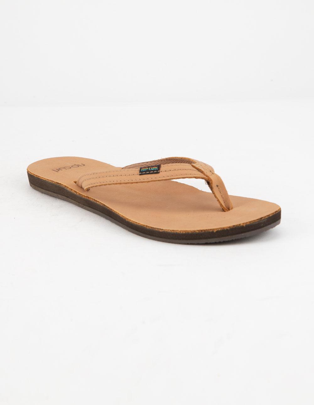 RIP CURL Riviera Tan Sandals