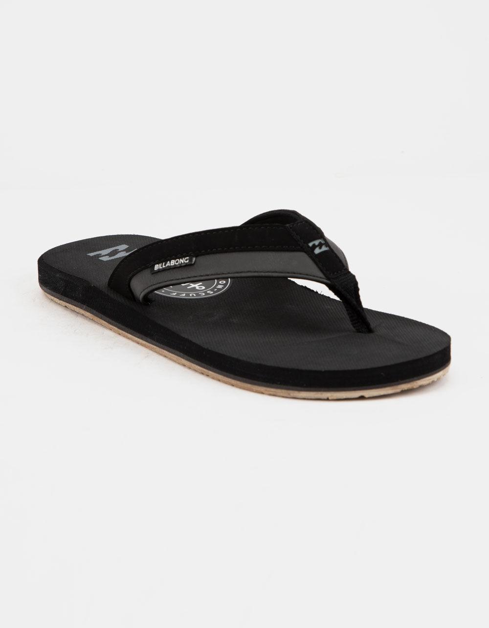 BILLABONG All Day Impact Black Sandals