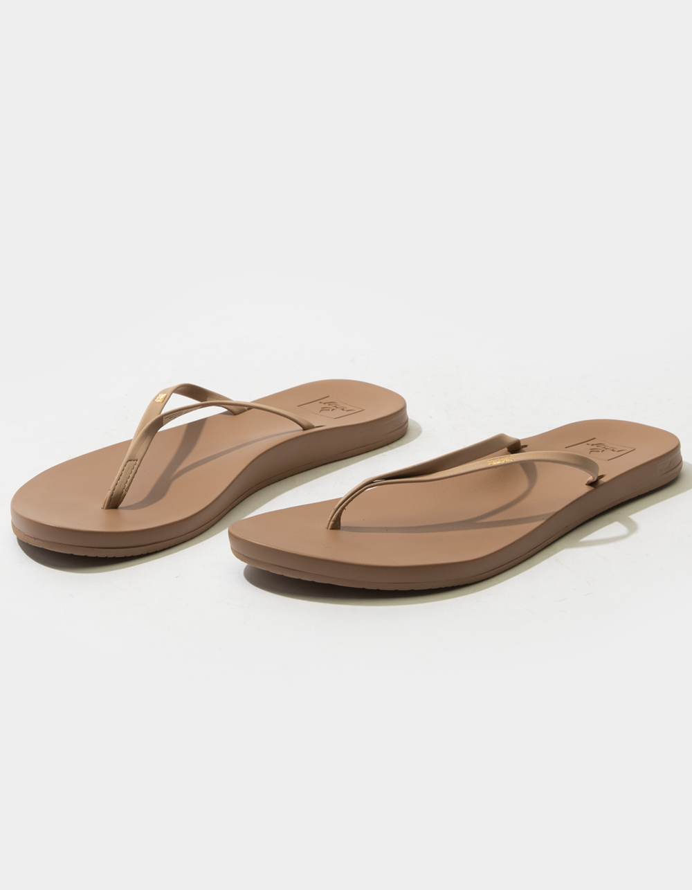 REEF Cushion Bounce Slim Nude Sandals