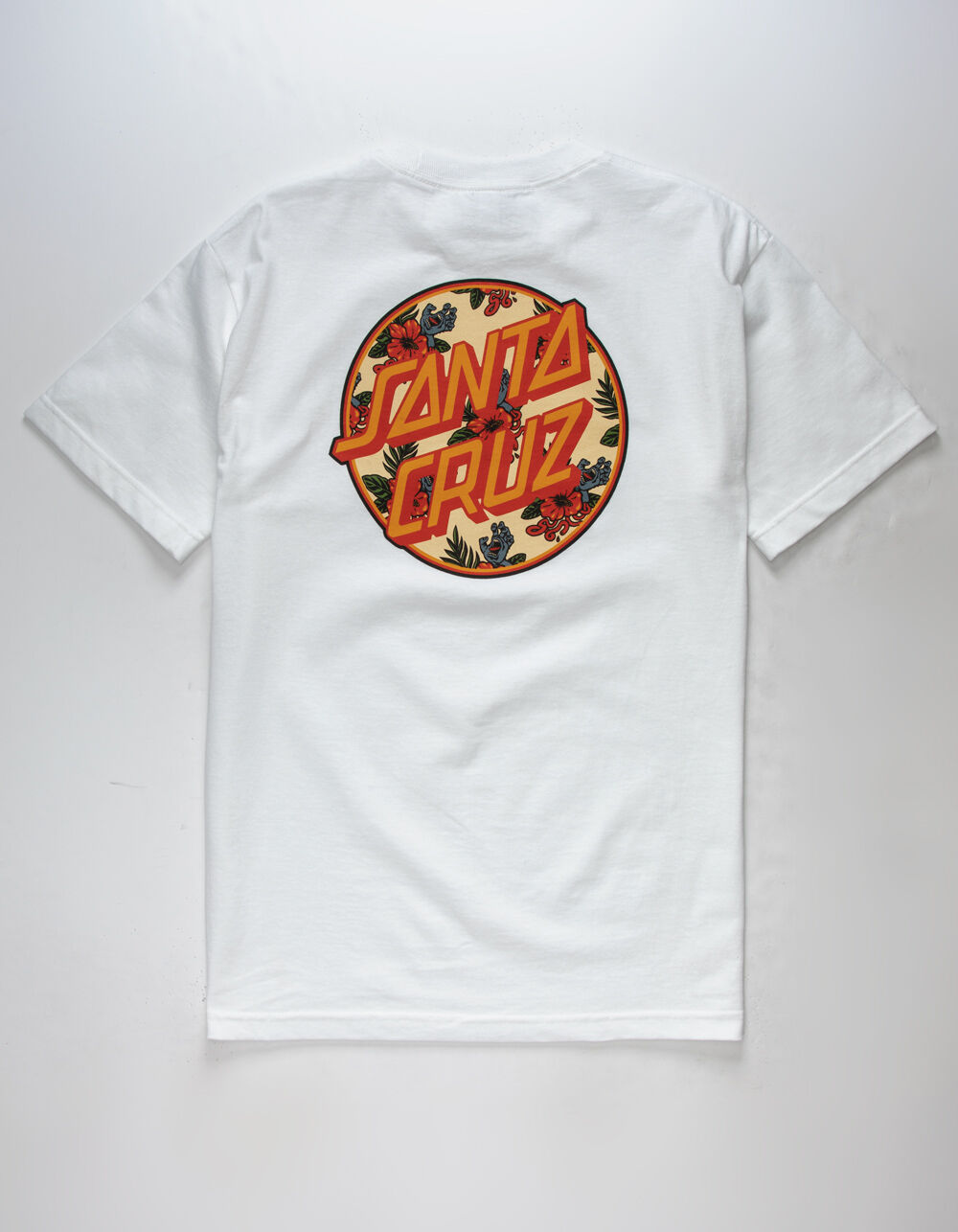SANTA CRUZ Vacation Dot T-Shirt