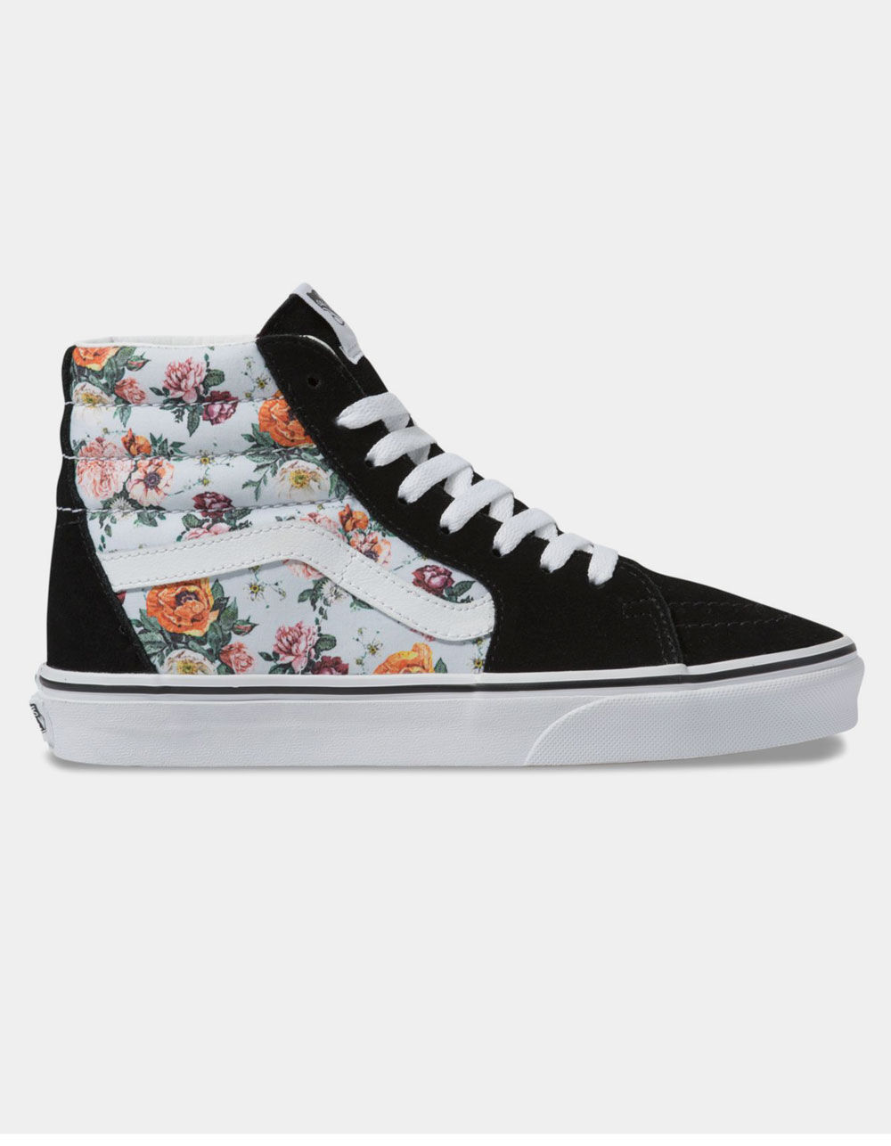 VANS Garden Floral Sk8-Hi True White Shoes