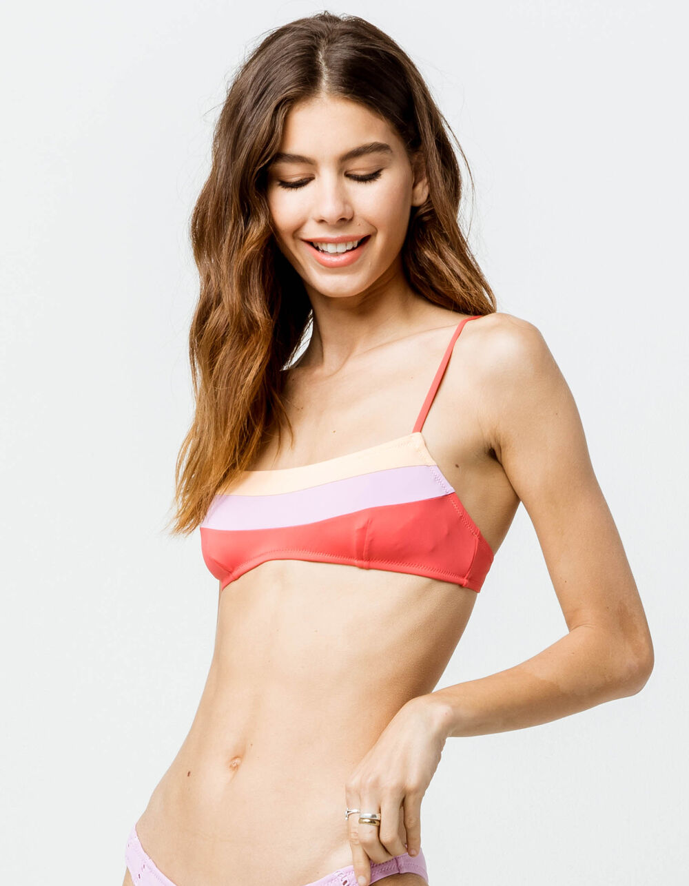 RHYTHM North Shore Bralette Bikini Top