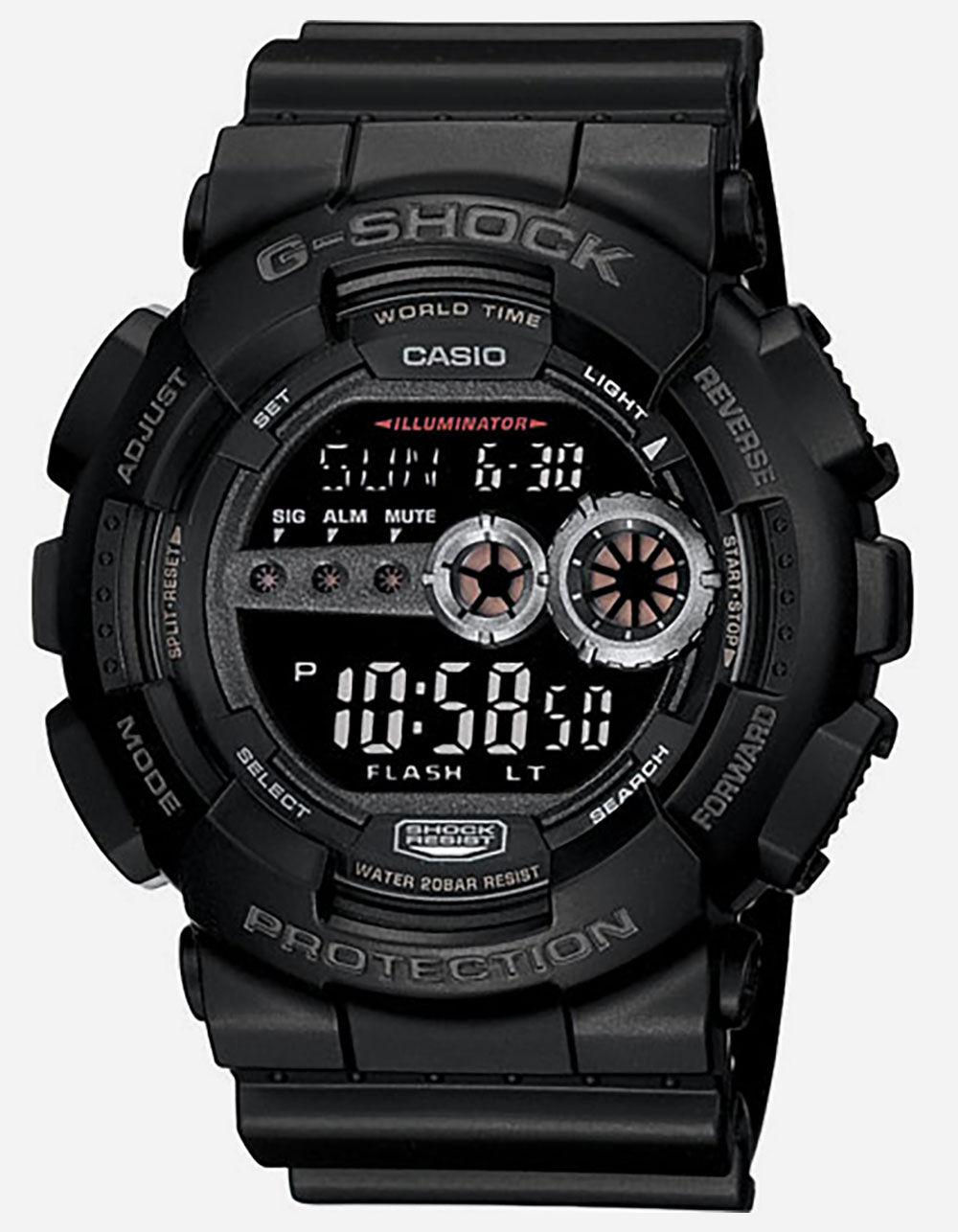 G-SHOCK GD100-1B Watch