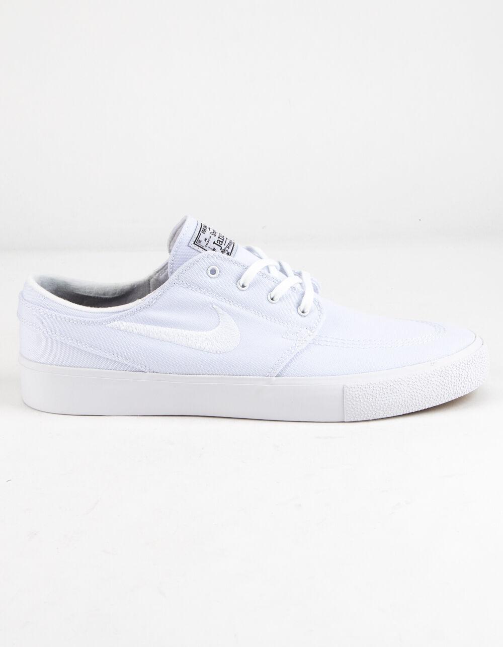 NIKE SB Zoom Janoski Canvas RM White Shoes