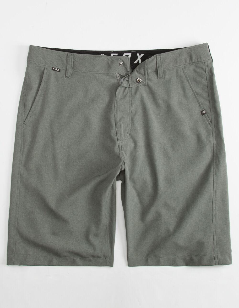 FOX Essex Tech Graphite Hybrid Shorts