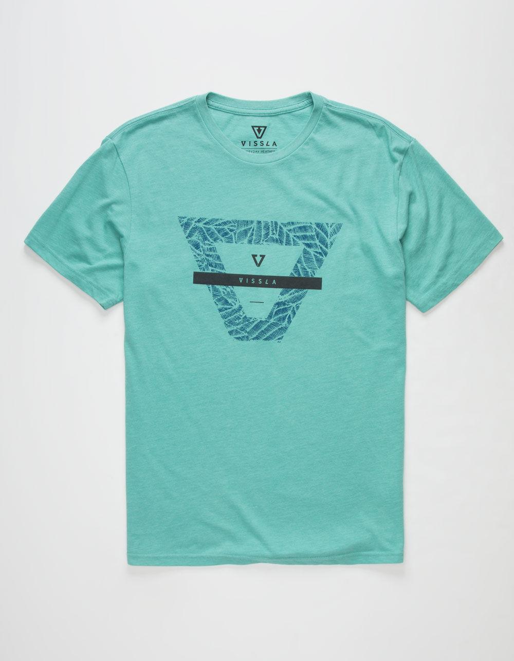 VISSLA Duster Jade T-Shirt