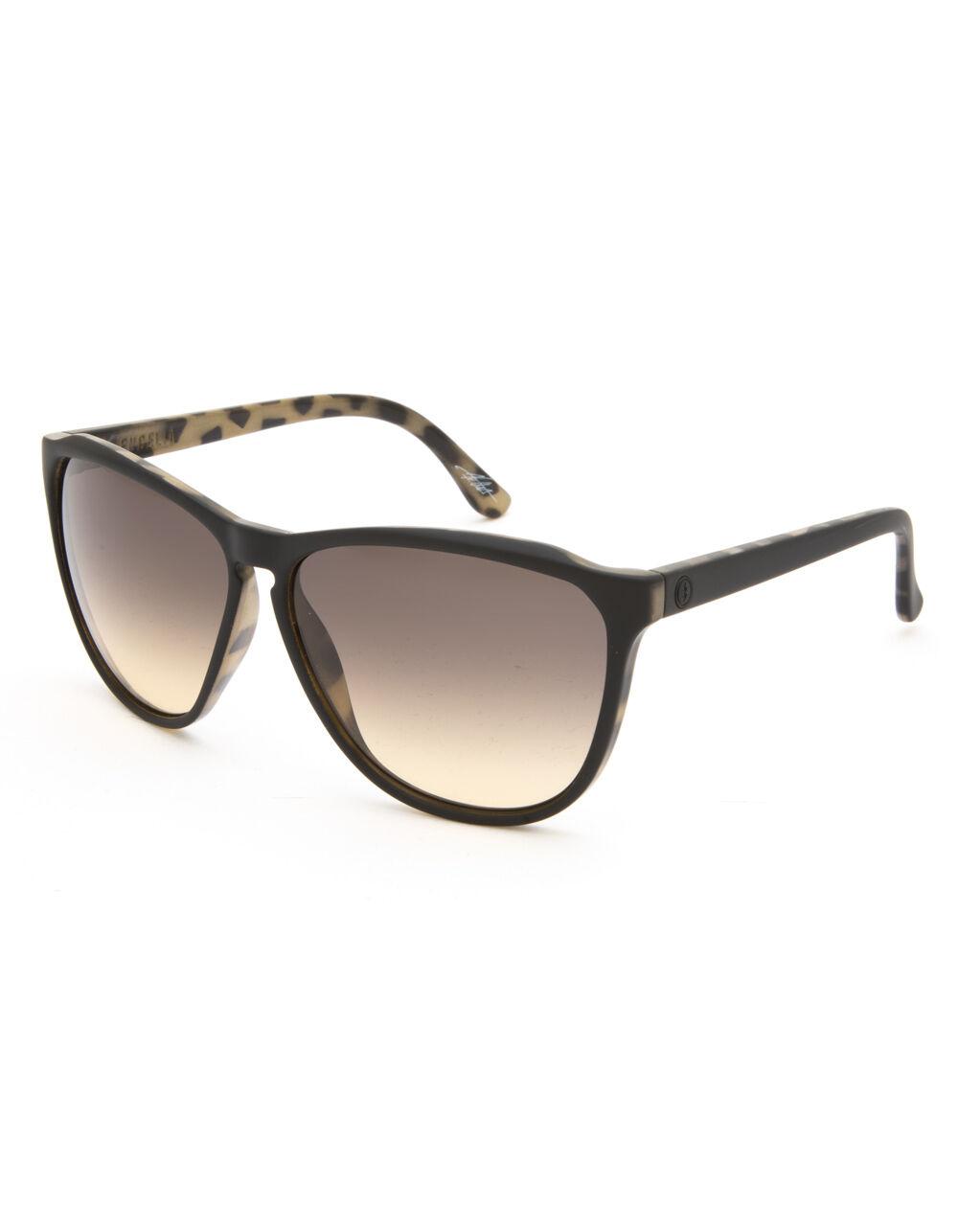 ELECTRIC Encelia Black Tortoise & Ohm Black Gradient Sunglasses