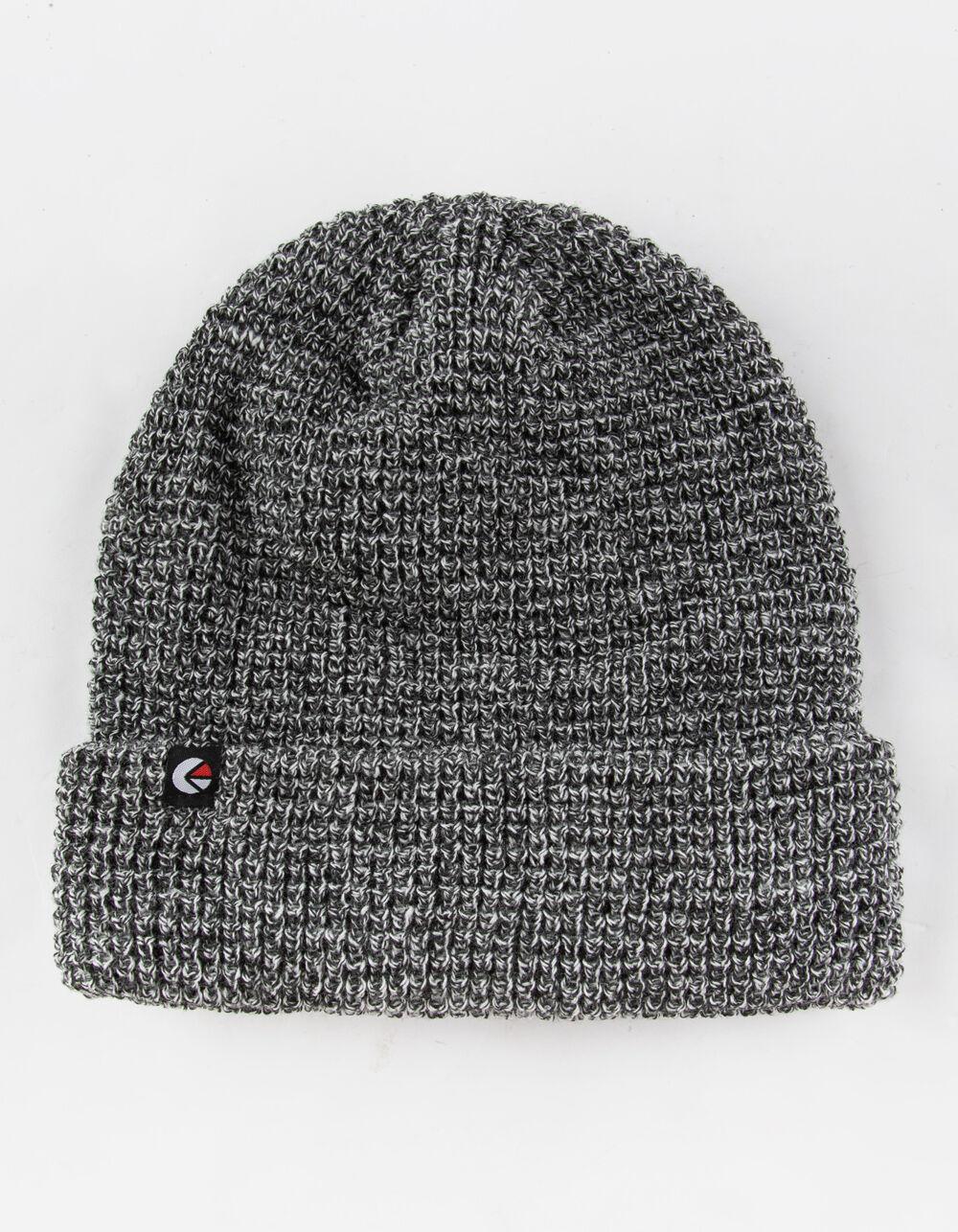 ETHIKA Thermal Knit Gray Beanie