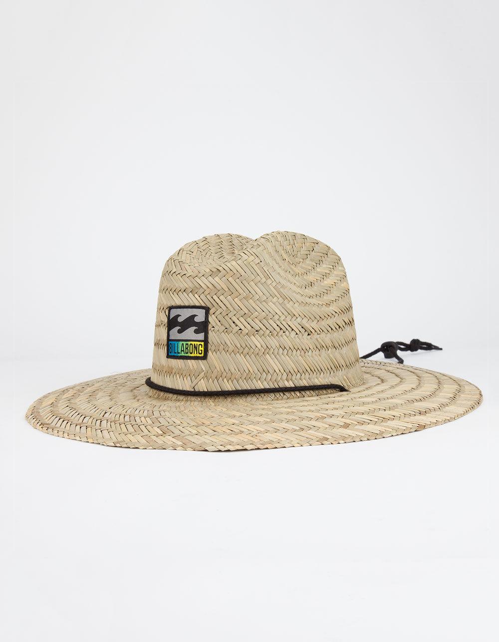 BILLABONG Patches Lifeguard Straw Hat