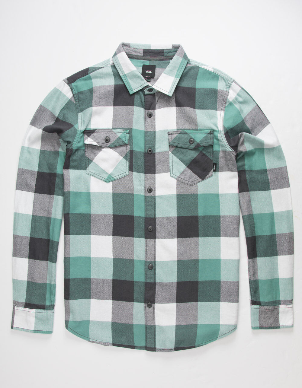 UPC 679894066845 product image for VANS Box Flannel Shirt | upcitemdb.com