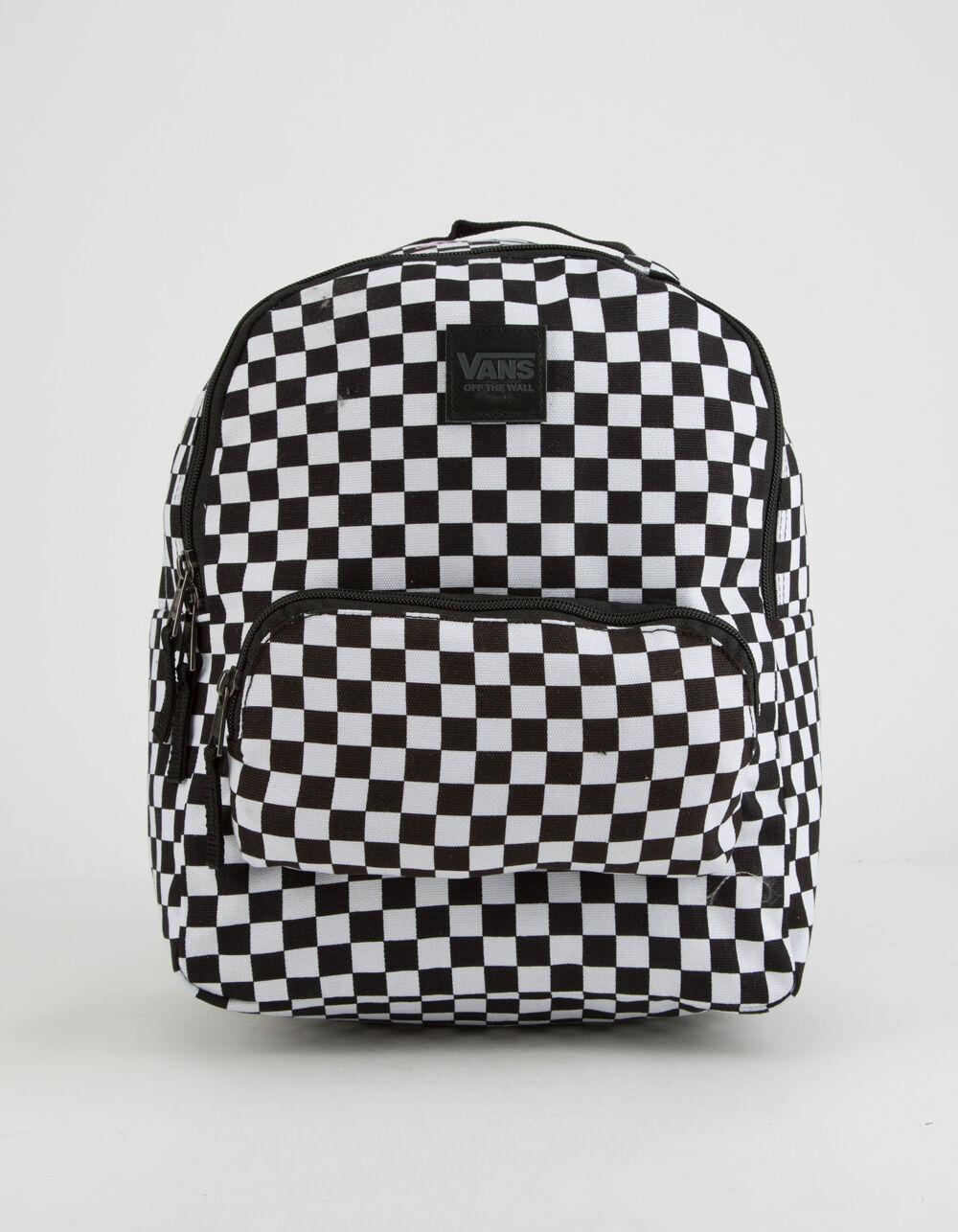 VANS Checkered Mini Backpack