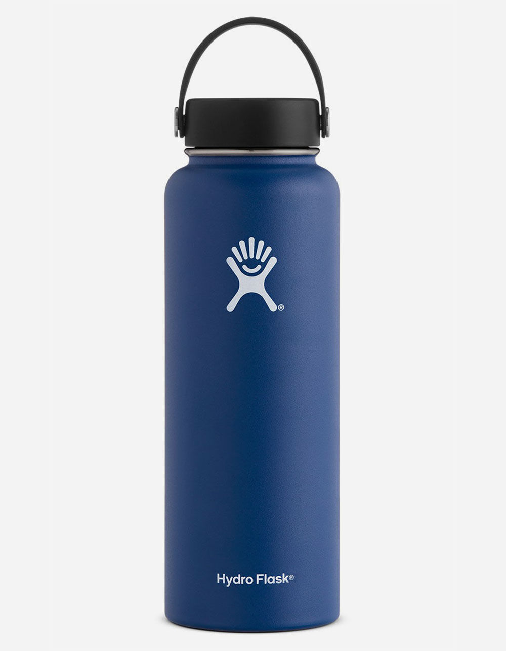 HYDRO FLASK Cobalt 40oz Wide Mouth Water Bottle