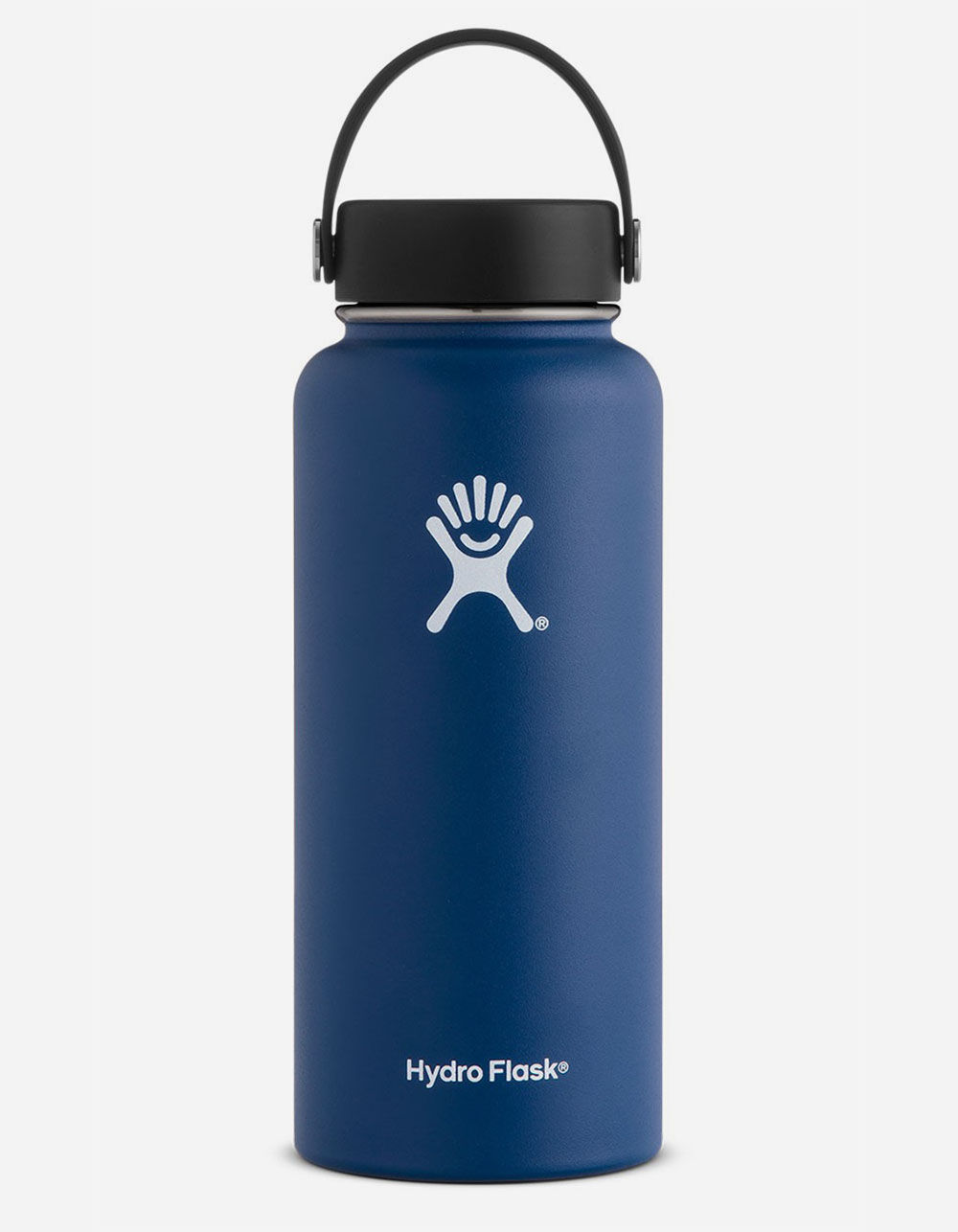 HYDRO FLASK Cobalt 32oz Wide Mouth Water Bottle