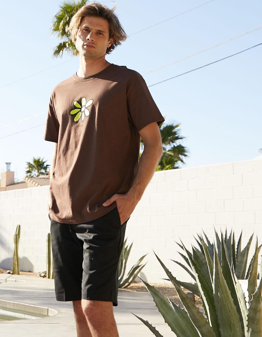 DICKIES Black Slim Fit Work Shorts