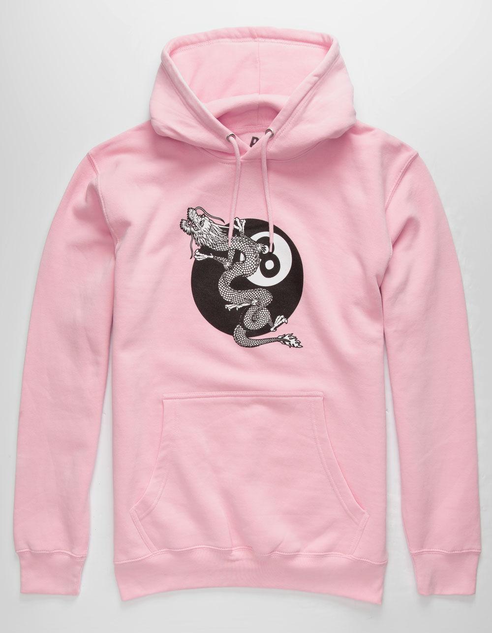 RSQ Billiards Pink Hoodie