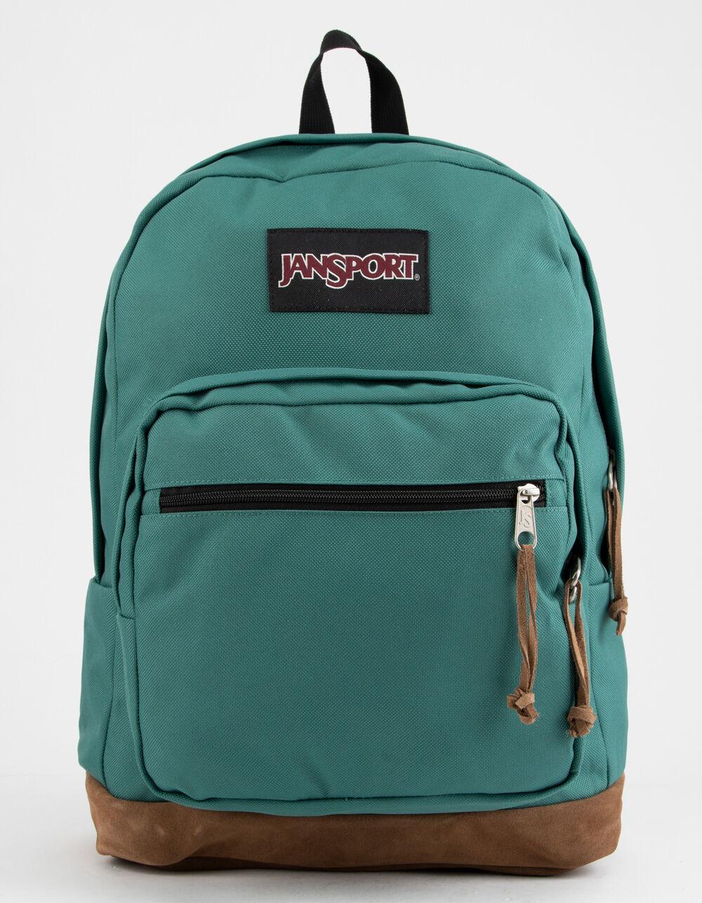JANSPORT Right Pack Blue Spruce Backpack