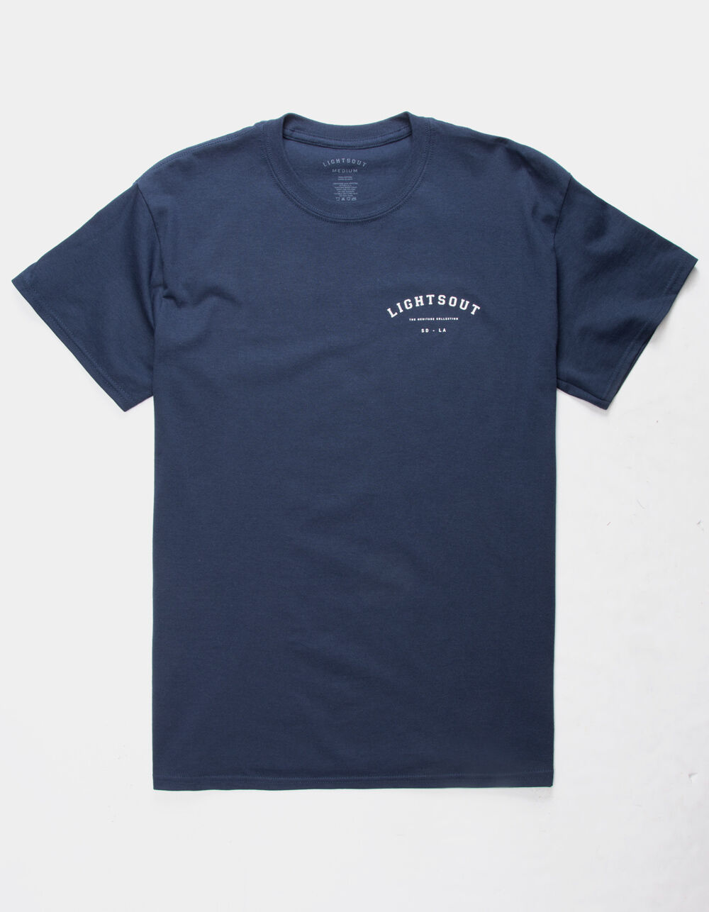 Image of LIGHTS OUT THE HERITAGE COLLECTION CLASSIC T-SHIRT