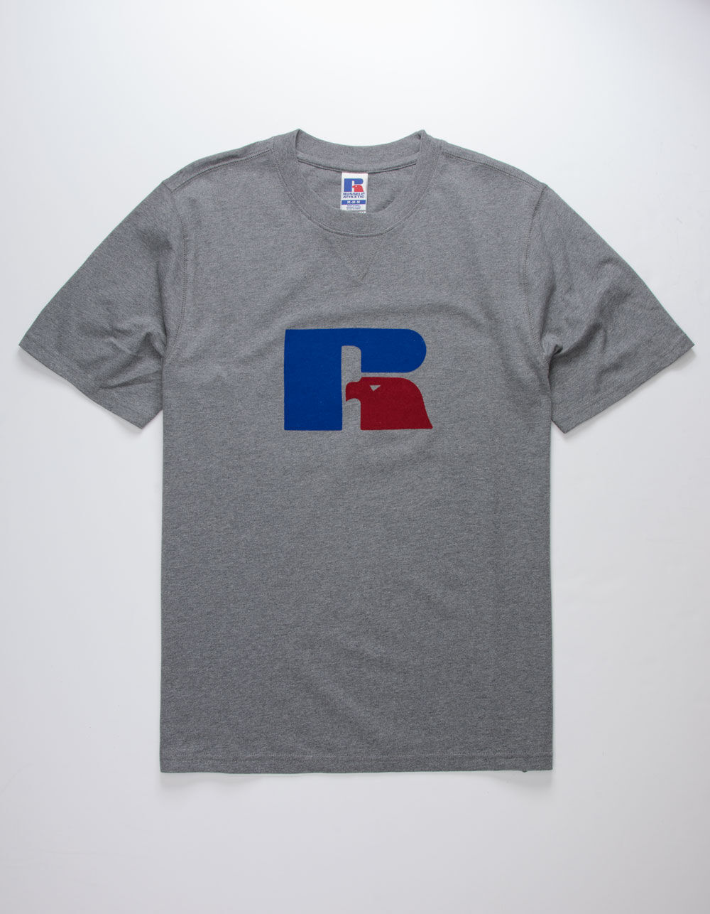 RUSSELL ATHLETIC Jerry Flock Heather Gray T-Shirt