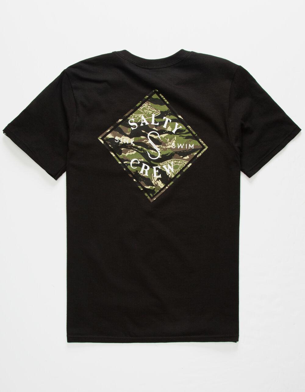 SALTY CREW Tippet Triad Camo Boys T-Shirt