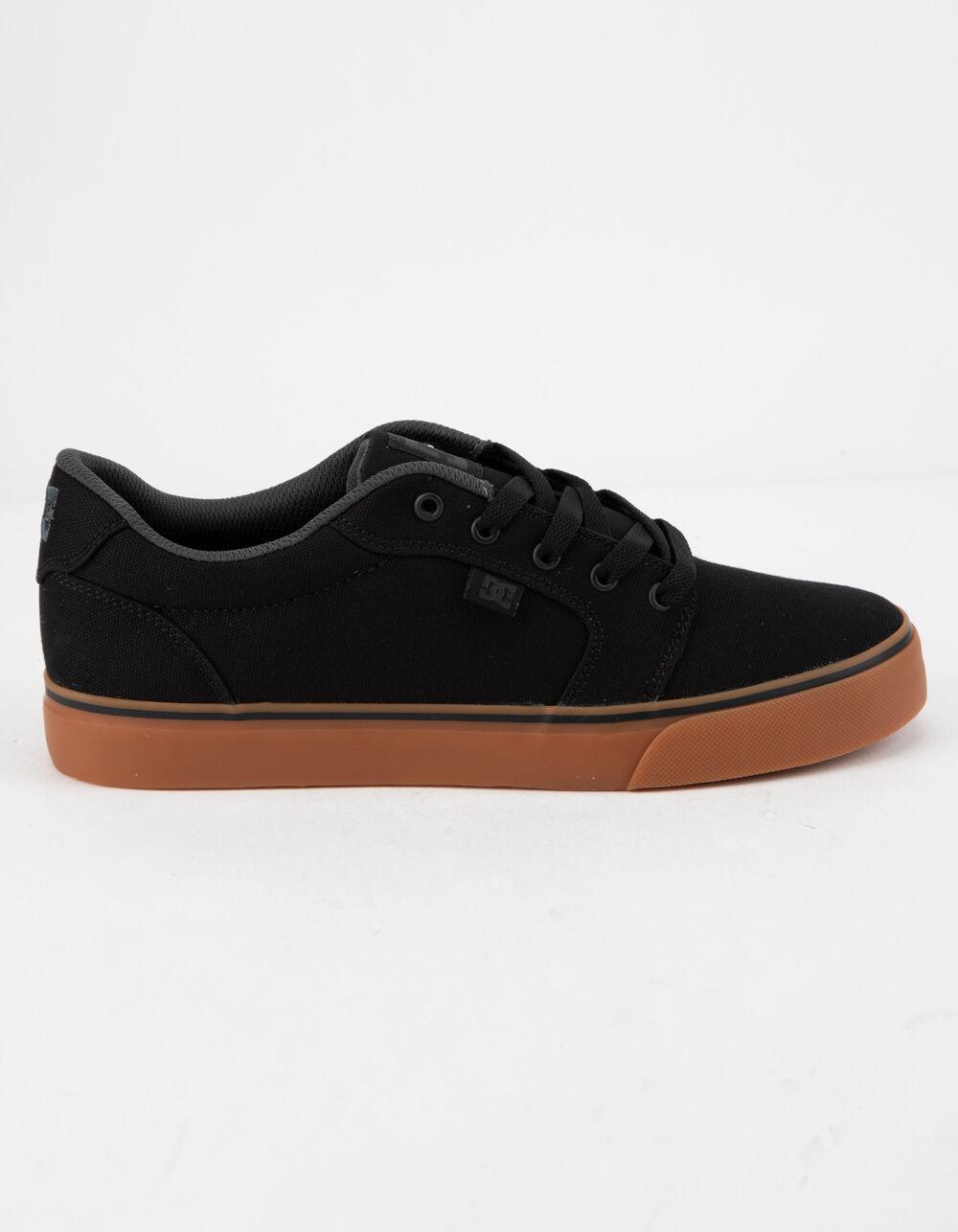 DC SHOES Anvil TX Black & Gum Shoes