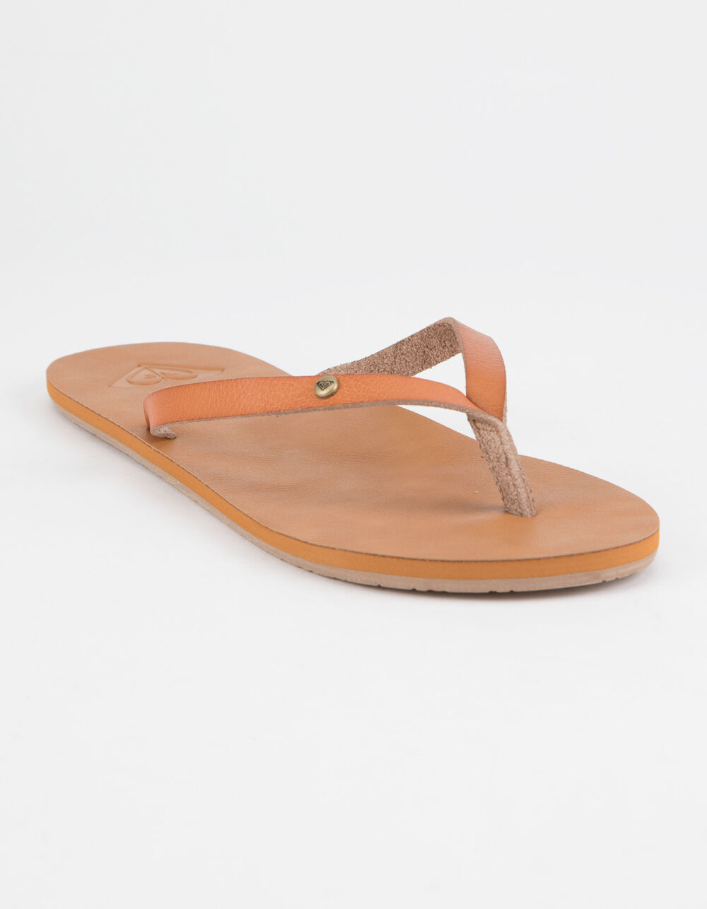 ROXY Jyll II Tan Sandals