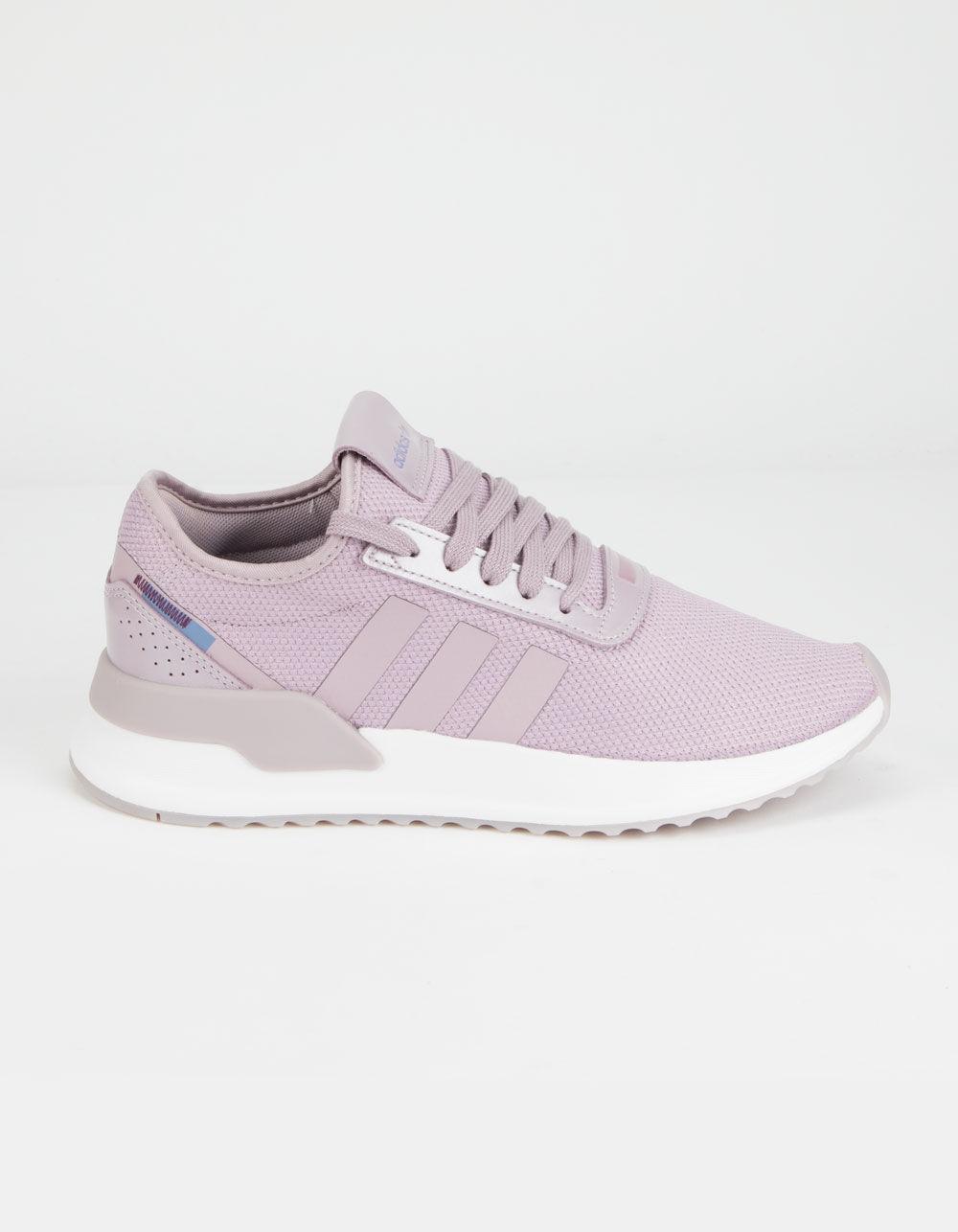 ADIDAS U_Path X Chalk Purple & Cloud White Shoes