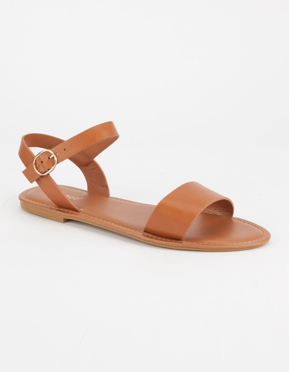 BAMBOO ANKLE STRAP SANDALS