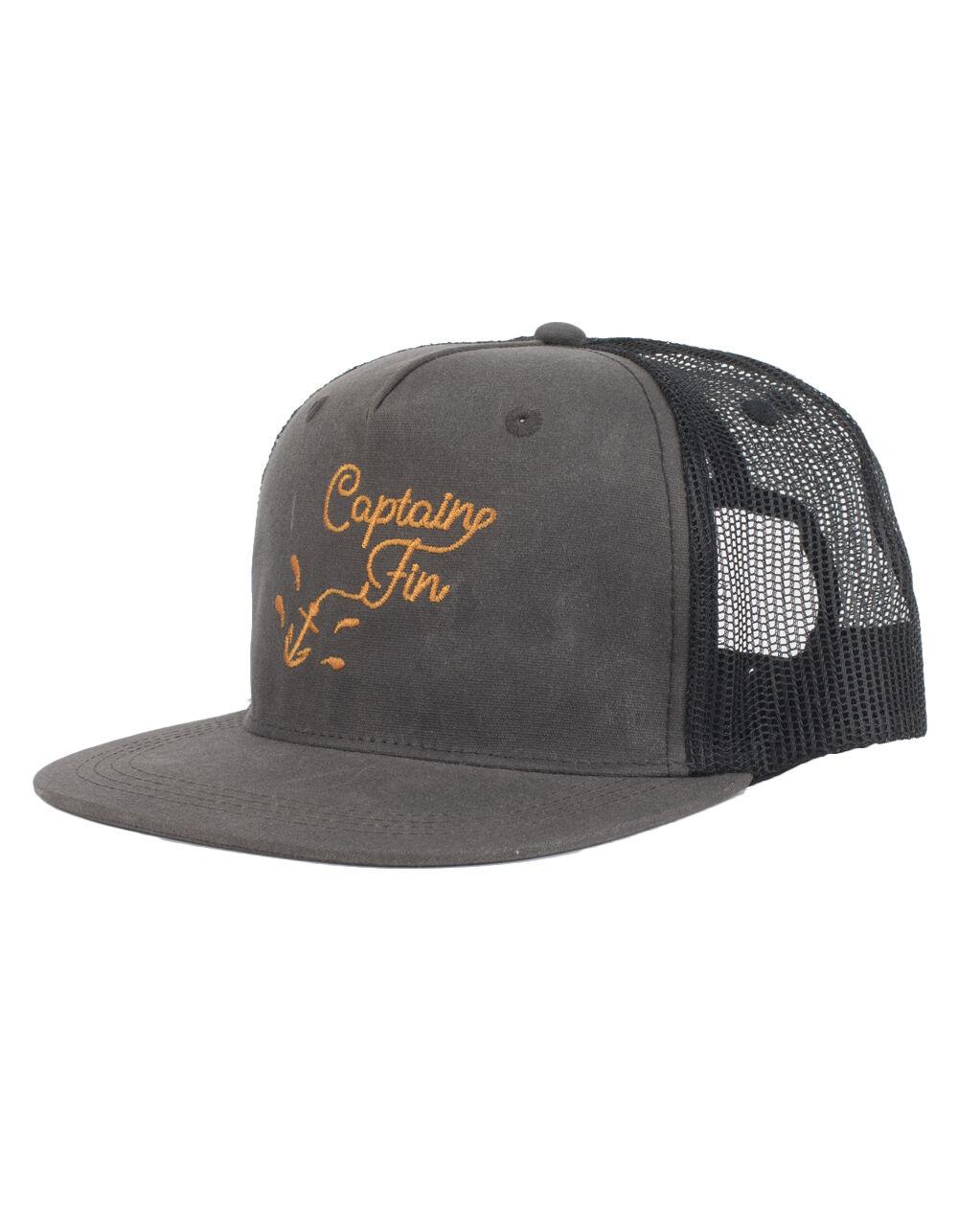 Image of CAPTAIN FIN ANKER TRUCKER HAT