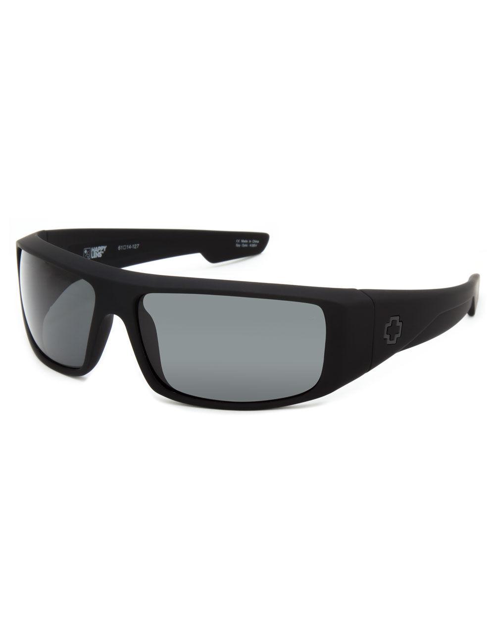 SPY Happy Lens Logan Sunglasses