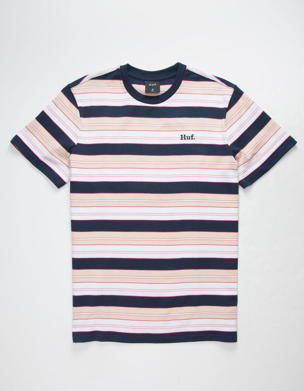 HUF Domestic Stripe T-Shirt