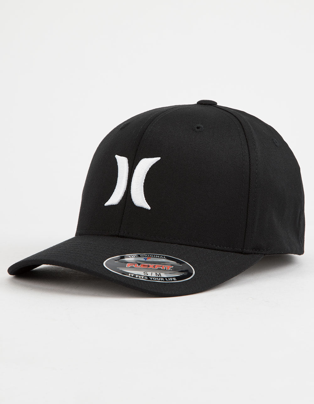 HURLEY One & Only Black & White Hat