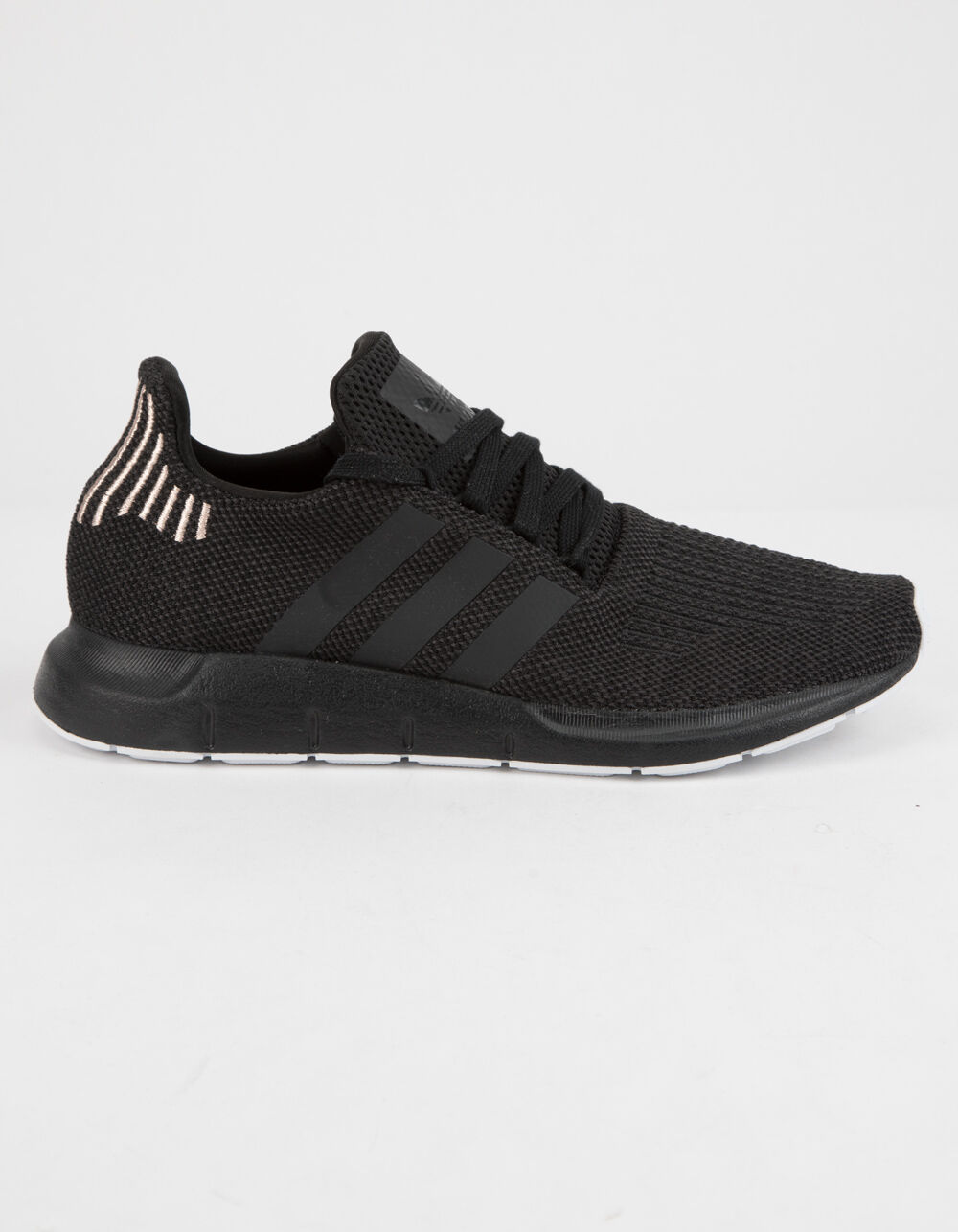 ADIDAS Swift Run Core Black & Carbon Shoes