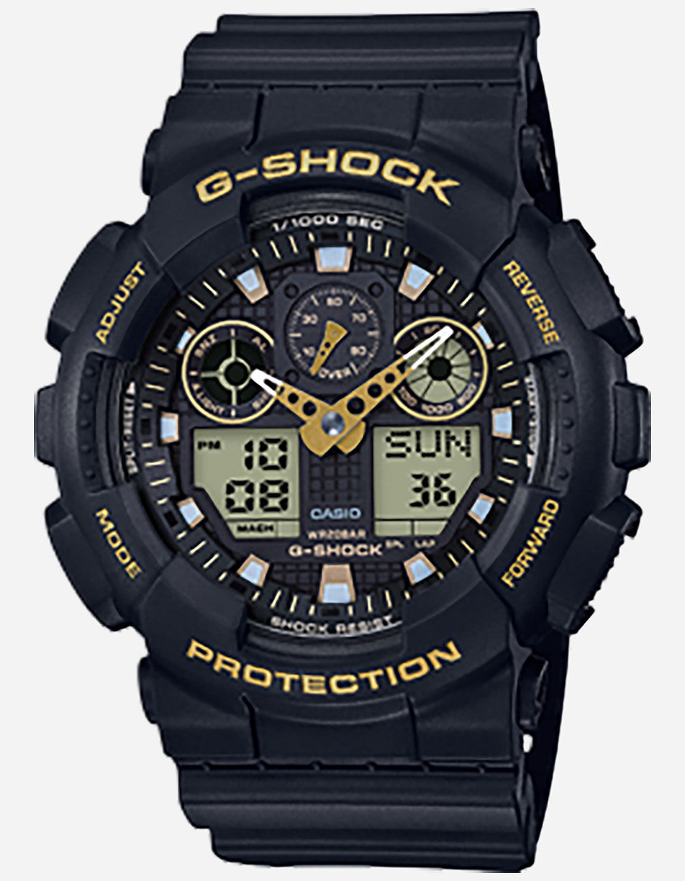 G-SHOCK GA100GBX-1A9 Watch