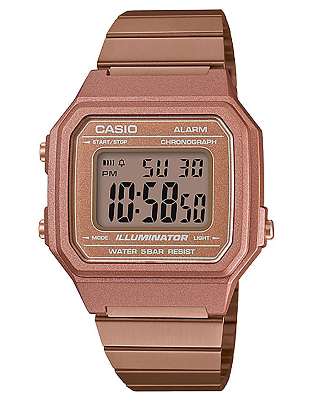Image of CASIO VINTAGE COLLECTION B650WC-5A WATCH