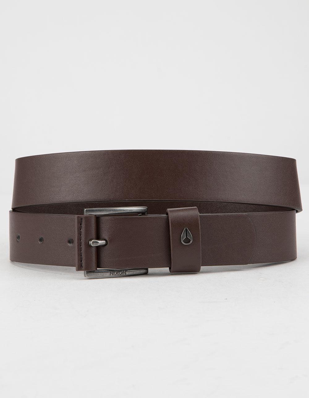 NIXON Americana Vegan Brown Belt