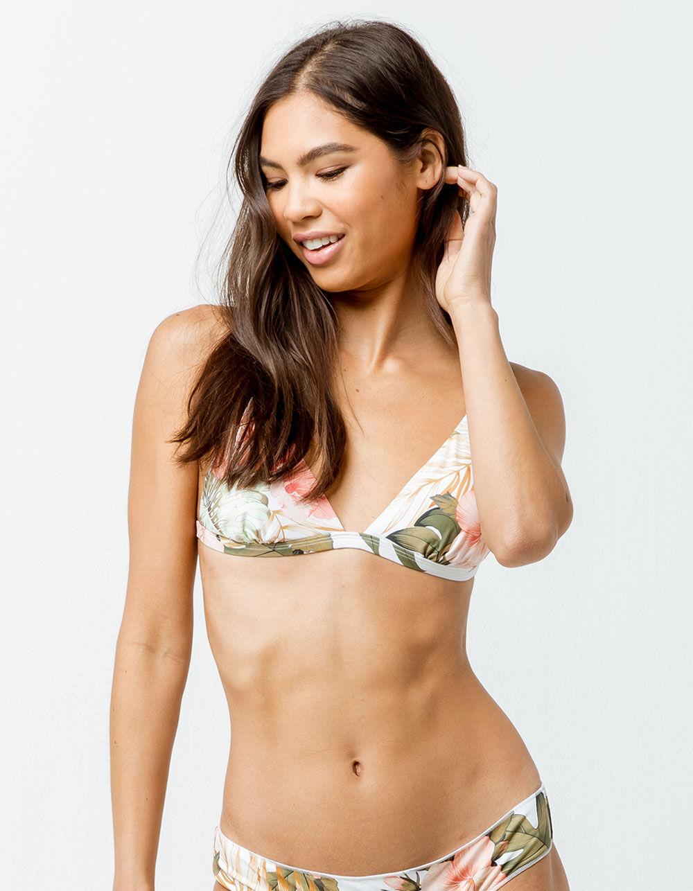 RIP CURL Hanalei Bay Triangle Bikini Top