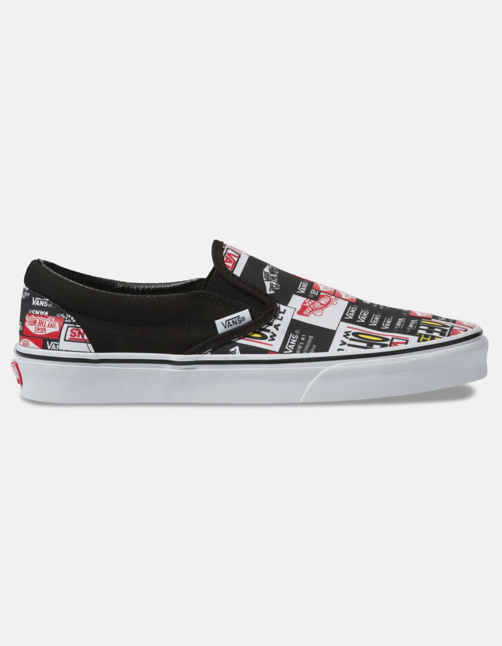 VANS Label Mix Classic Slip-On Shoes
