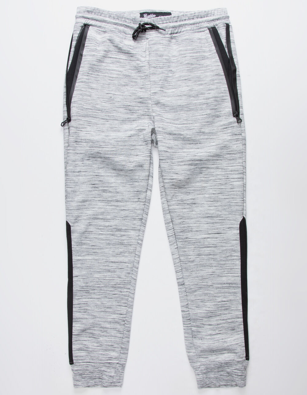 Image of BROOKLYN CLOTH BLOCKED SPACE DYE BOYS JOGGER PANTS