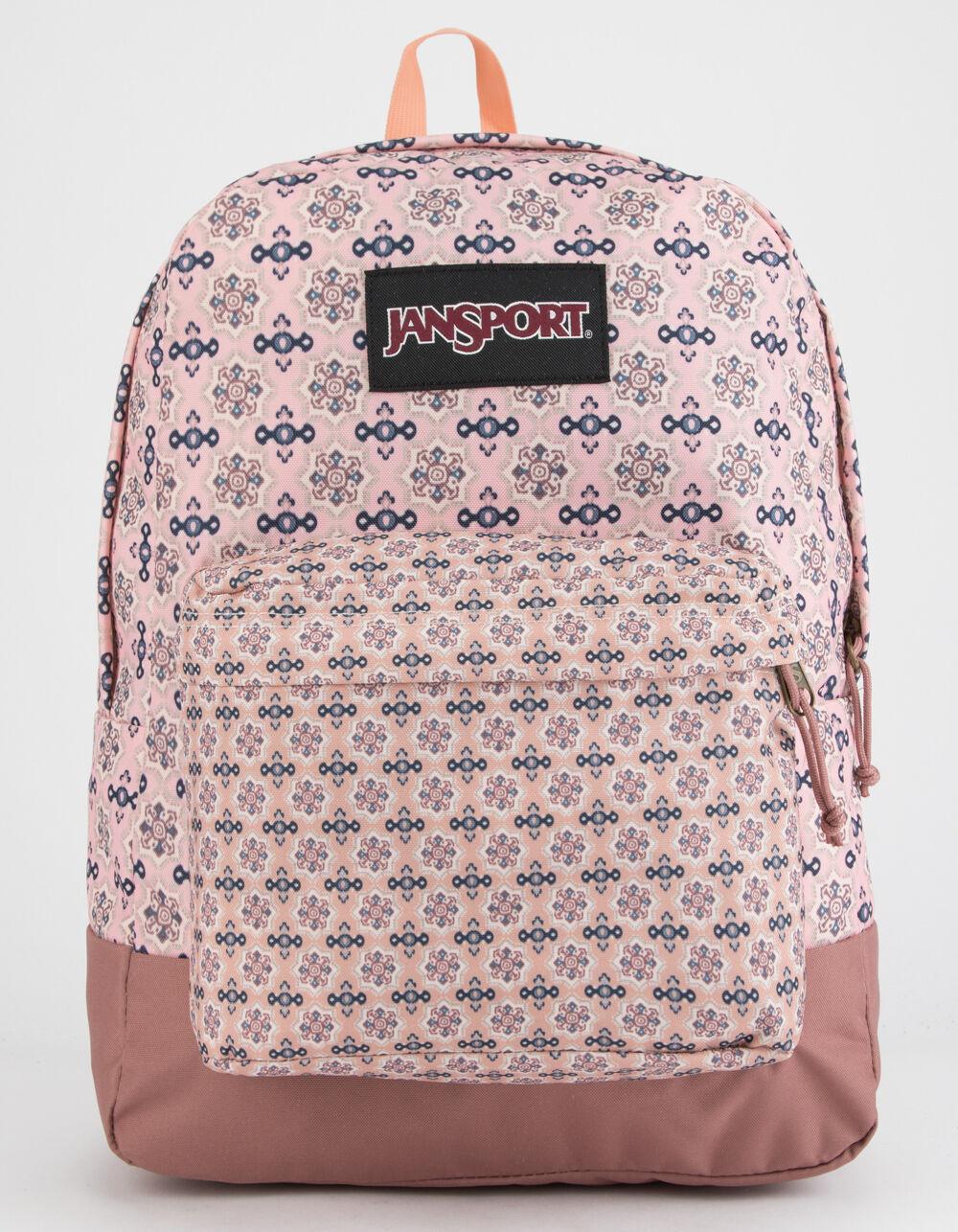 JANSPORT Black Label SuperBreak Boho Block Backpack