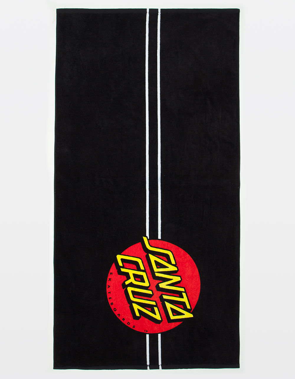 SANTA CRUZ Classic Dot Beach Towel