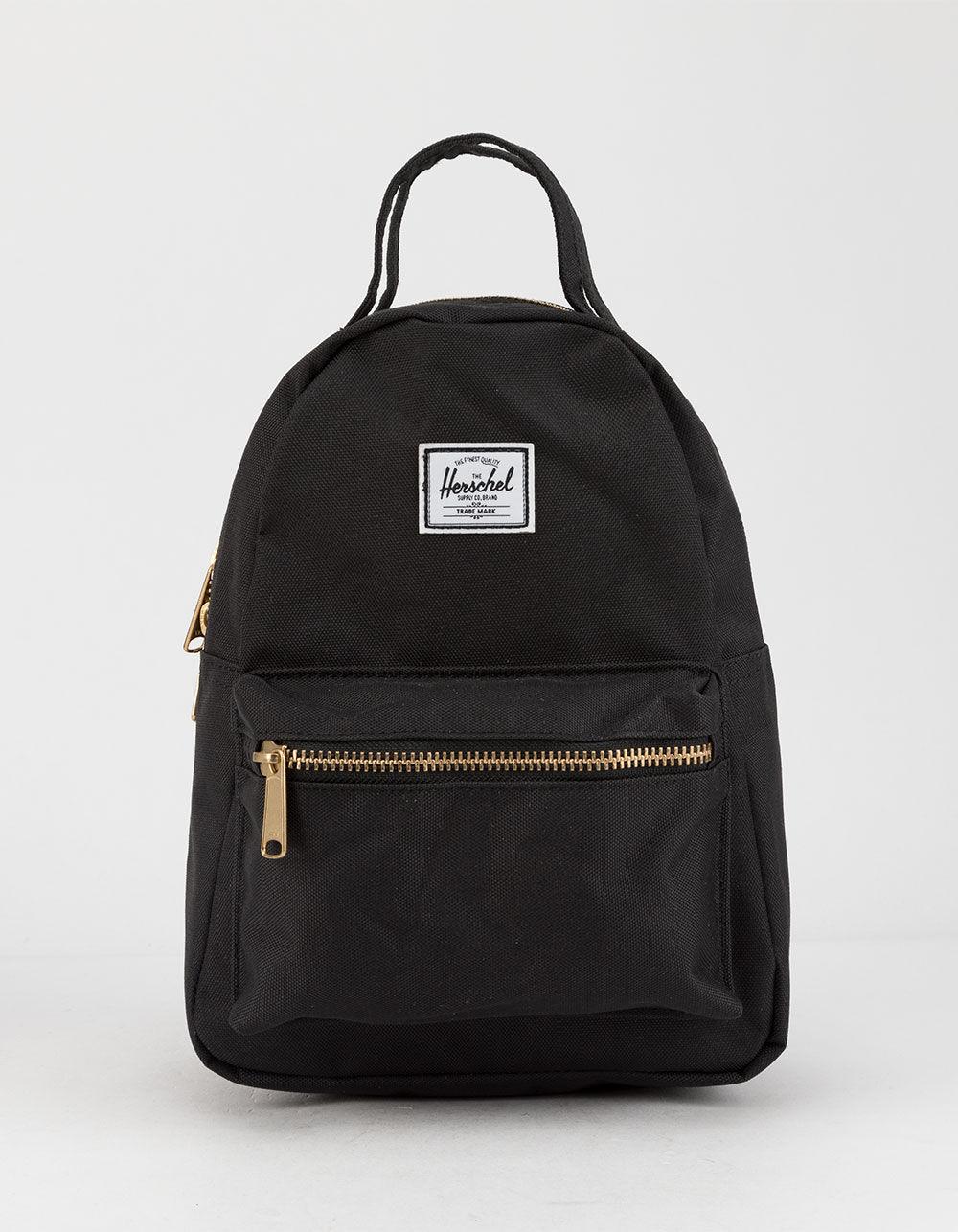 HERSCHEL SUPPLY CO. Nova Black Mini Backpack